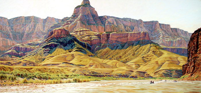 Comanche Point, Grand Canyon